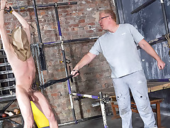 Penalized Rigid & Emptied Of Spunk - Chris Jansen & Sebastian Kane