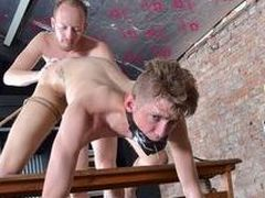 Using Both His Raw Crevasses - Tristan Crown & Sean Taylor