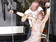 Sebastian Drains Reece! - Reece Bentley And Sebastian Kane